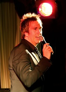Gary Priestley Vocals