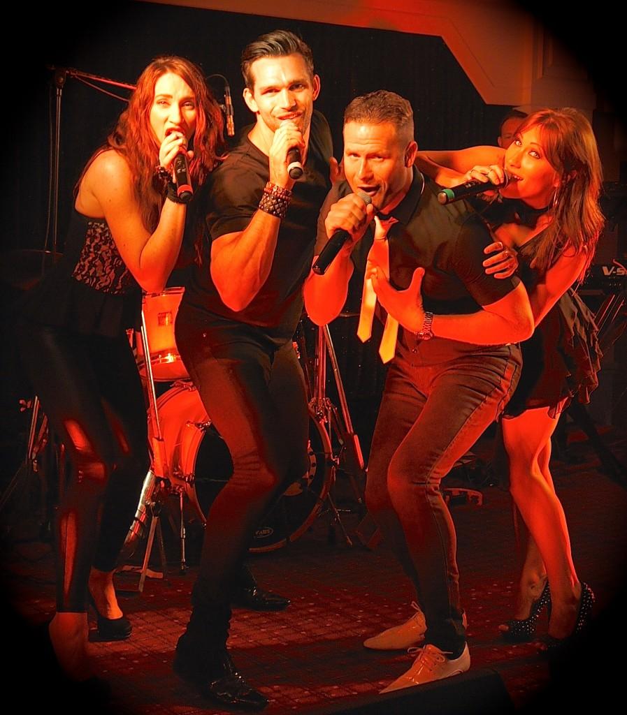 Mixed Feelings Barmitzvah Band