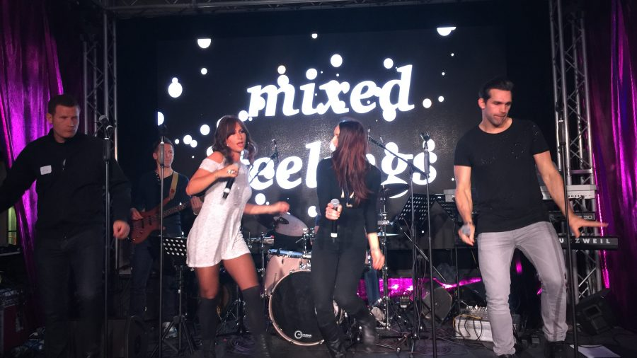 Mixed Feelings: UK Live Band