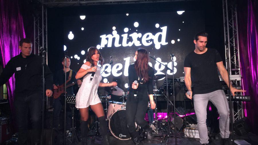 Mixed Feelings: UK Live Band