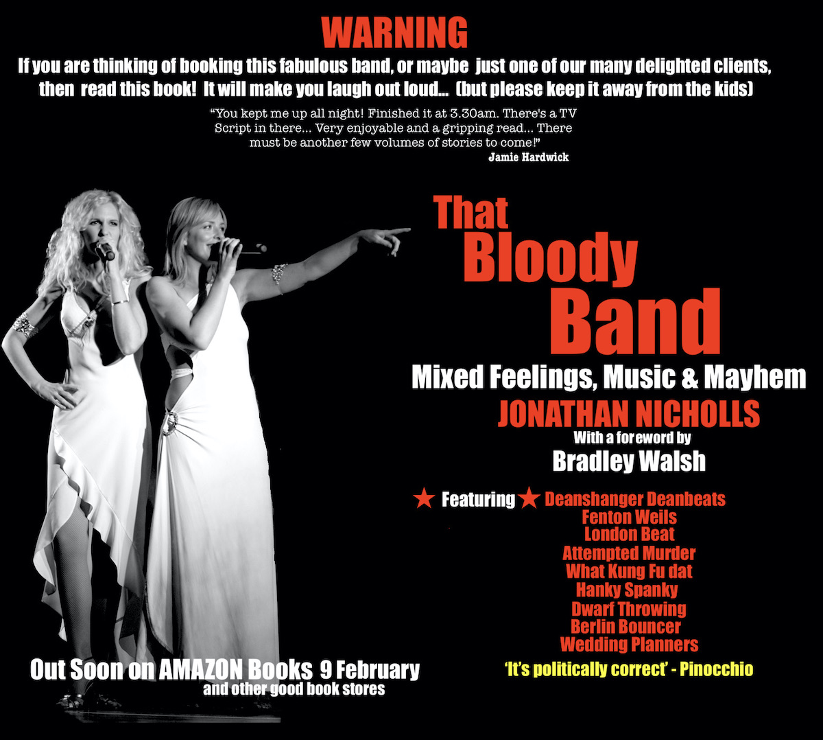 That Bloody Band - The Mixed Feelings Story